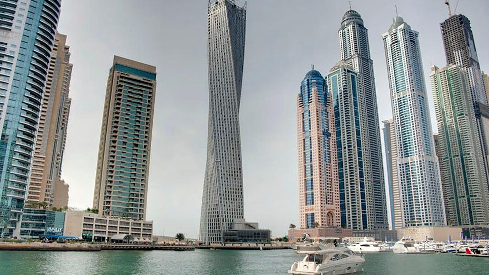 Dubai estrena la torre en espiral más alta del mundo