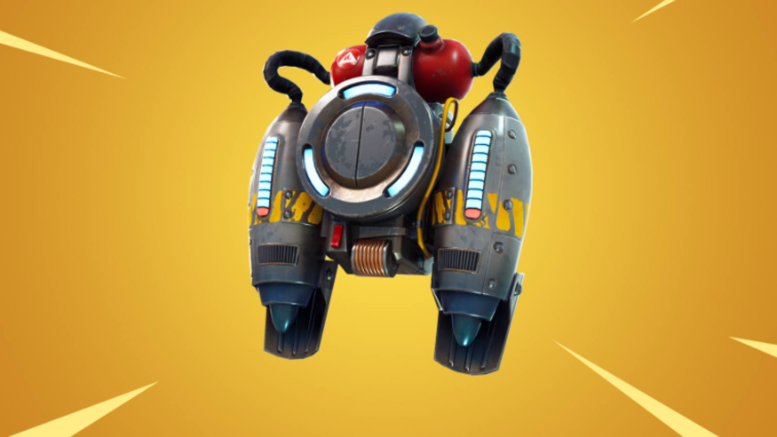 Fortnite Players Are Showing Off With The New Jetpack