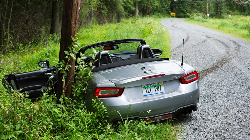 Fiat Spider Abarth >> Three Lessons I Learned From Crashing The Fiat 124 Spider ...