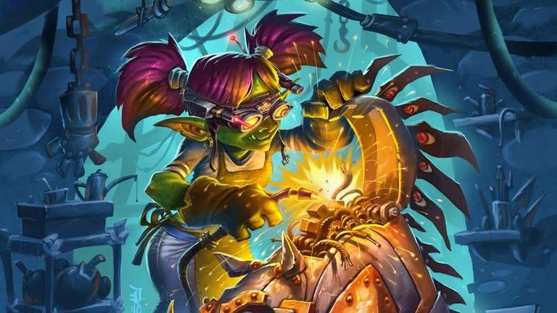 Illustration for article titled Blizzard Will Release Significant Hearthstone Buffs For The First Time Since 2014