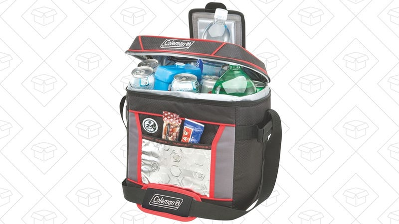 Coleman 24-Hour 30-Can Cooler, $14