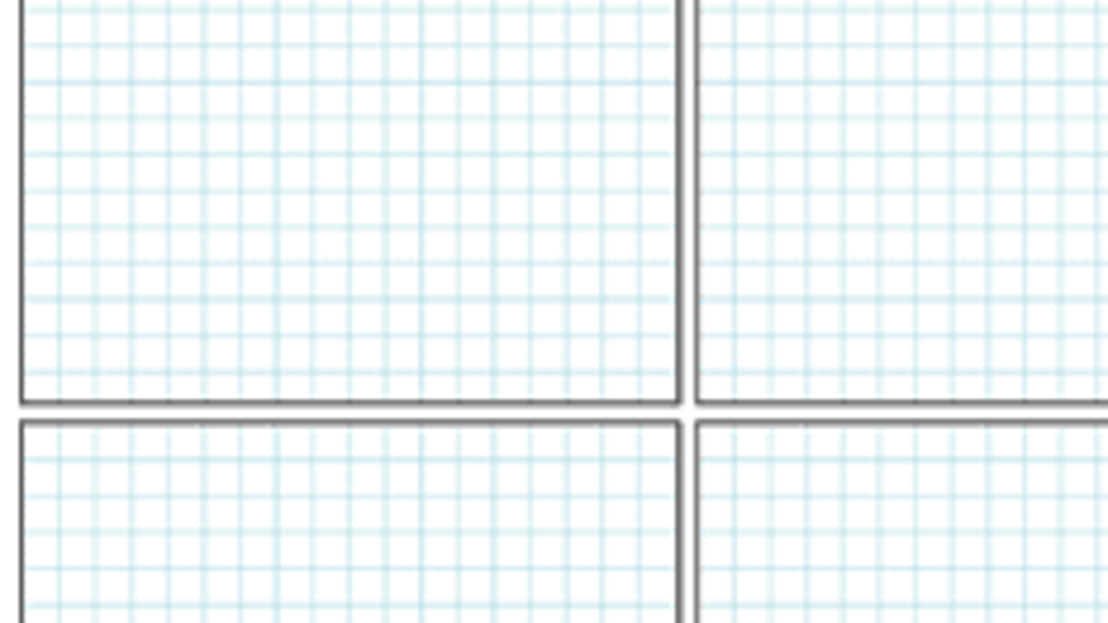 print out pdf graph paper and wireframes