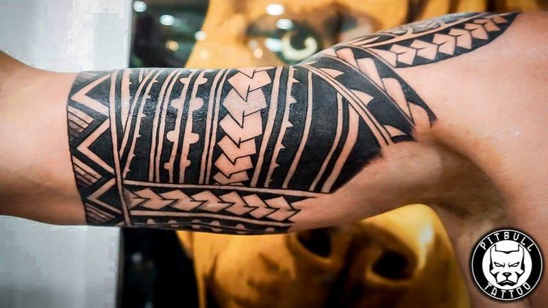 Image: Pitbull Tattoo Thailand