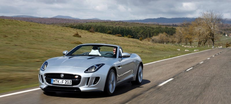 Illustration for article titled Why The Jaguar F-Type Is Getting All-Wheel Drive