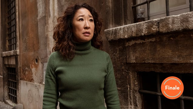 Killing Eve ends the season with both victory and defeat