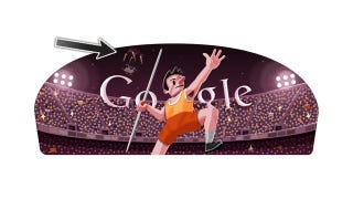 Illustration for article titled Did You Catch the Mars Rover Easter Egg In Today's Google Doodle?