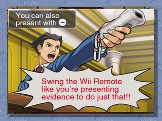 Illustration for article titled The Nintendo Download: Something, Something, Ace Attorney