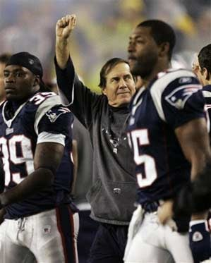 Illustration for article titled Belichick Bores You Simply Because He Can