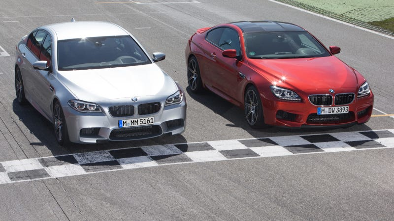 Illustration for article titled 2014 BMW 5-Series Gets New Diesel, New Competition Pack, New Crease