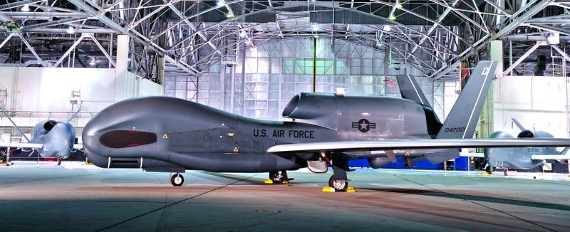 Illustration for article titled Why The USAF's Massive $10 Billion Global Hawk UAV Is Worth The Money