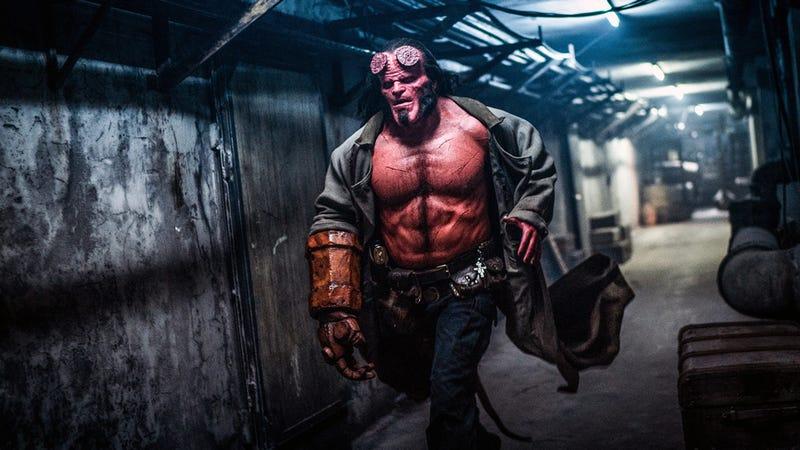 Illustration for article titled Regarder Hellboy 2019 Film zenstream VF streaming Complet Gratuit