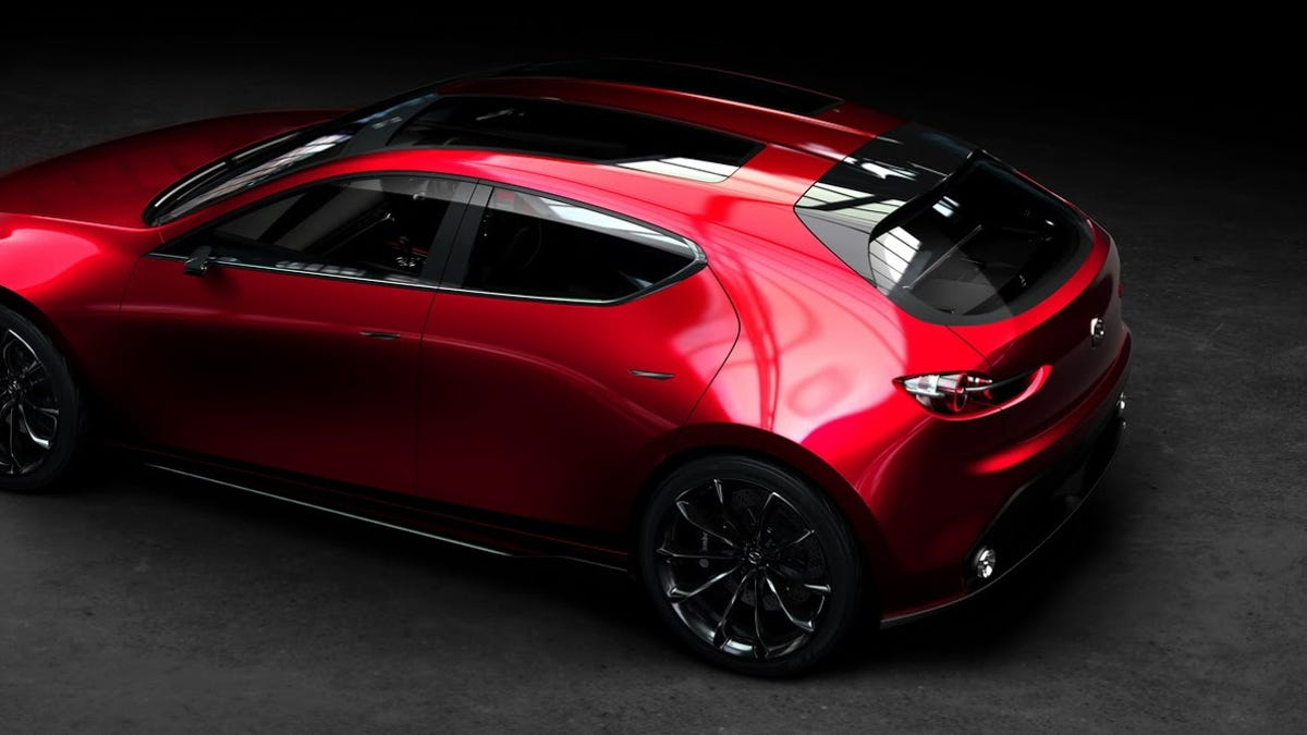 Mazda Kai Concept If The Next Mazda 3 Looks This Good We Should