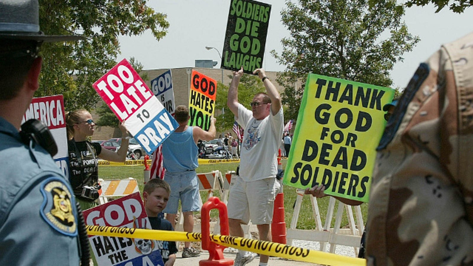 Anonymous Attacks Westboro Baptist Church Over Sandy Hook