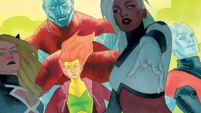 Illustration for article titled The New Extraordinary X-MenComic Will Revive One Of The X-Men's Biggest Fallen Heroes
