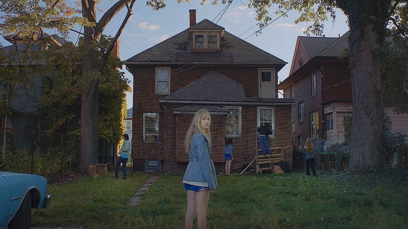 Illustration for article titled The director of It Follows is developing a TV series