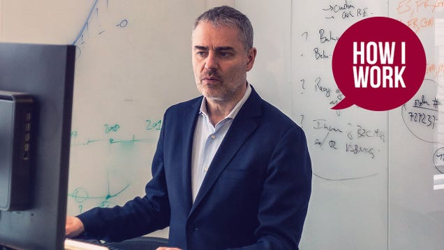 I'm Emmanuel Schalit,CEO of Dashlane, and This Is How I Work