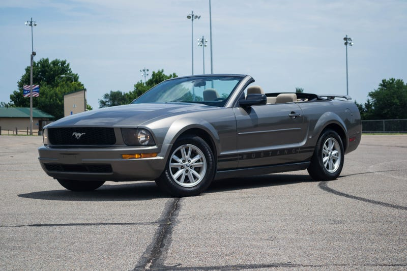 Illustration for article titled Just sold the Mustang