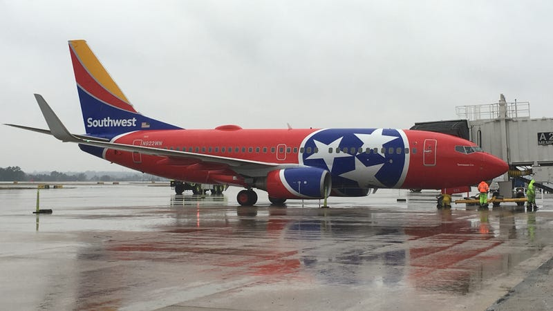 Illustration for article titled Southwest Unveils Tennessee One