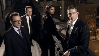 Illustration for article titled How to Get Into Person of Interest, the Best Science Fiction Show on TV
