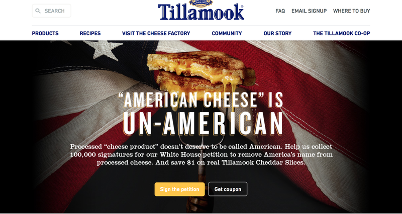 Illustration for article titled You Watch Your Mouth, Tillamook.