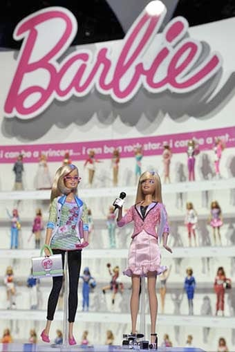 Illustration for article titled Does A Kid Take Barbie's Career Choices Seriously?
