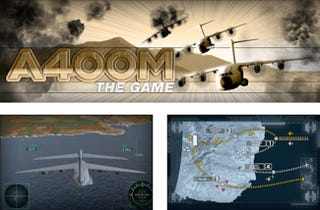 Illustration for article titled A400M - The Game