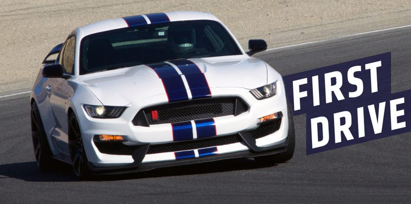 Illustration for article titled The Ford Shelby GT350R Is The Best Performance Car Ford's Ever Built