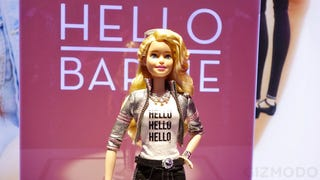 Illustration for article titled Hello Barbie Could Have Exposed Information About Children to Hackers