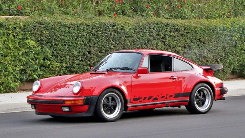 Illustration for article titled At $49,870, Could This 1979 Porsche 911SC '930 Turbo' Be A Bucket List Fantasy Fulfilled?