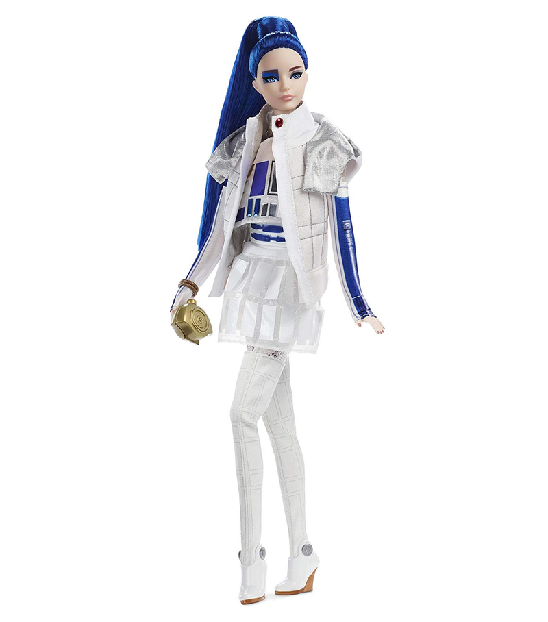 Mattel's New Star Wars Barbies Are Incredibly Fashionable