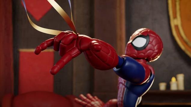 Yeah, This Marvel Holiday Short is a Toy Ad, but It s Still Pretty Good