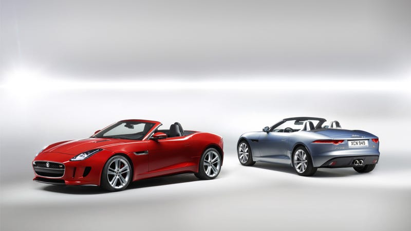 (MAHWAH, N.J.) U2013 August 15, 2013 U2013 Jaguar Proudly Announces Its Most  Dynamic North American Lineup Ever For 2014, With The All New F TYPE Sports  Car Joining ...