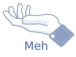 Illustration for article titled The Only Facebook Button I'd Ever Need
