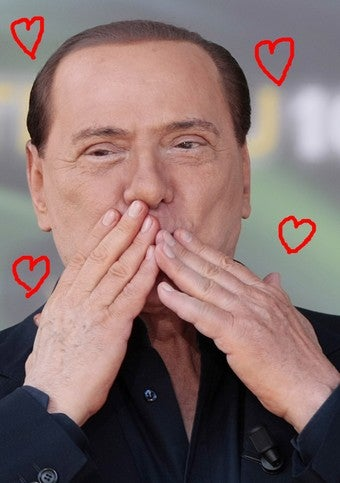 Illustration for article titled The Silvio Berlusconi Guide To Dating