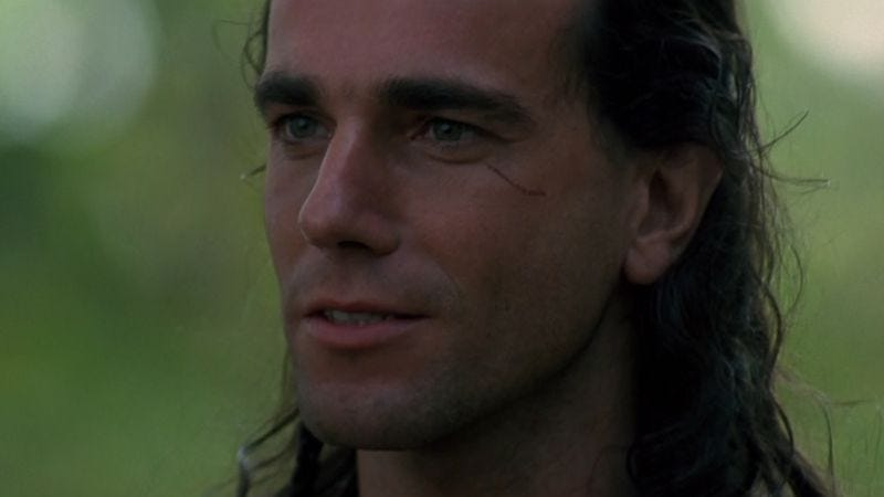 Michael Mann's Last Of The Mohicans is rollicking and romantic