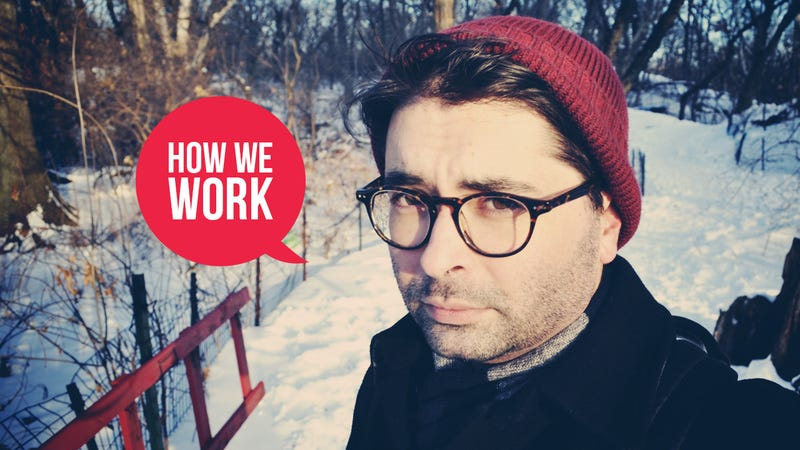 Illustration for article titled How We Work, 2014: Andy Orin's Gear and Productivity Tips