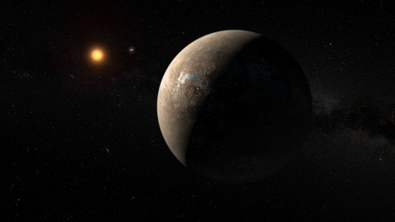 Meet your neighbor—an Earthlike planet just 4 light-years away