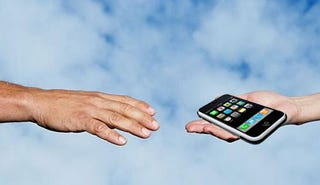 Illustration for article titled A Year of Tortured Patience: Holding Out for the Second-Gen iPhone