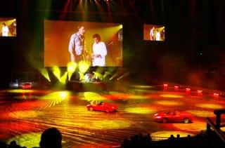 Illustration for article titled Top Scandal: Top Gear Live Using MR2-Based Fake Ferrari 360 Spiders