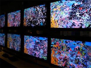 Illustration for article titled Best Buy HDTV Art Gallery
