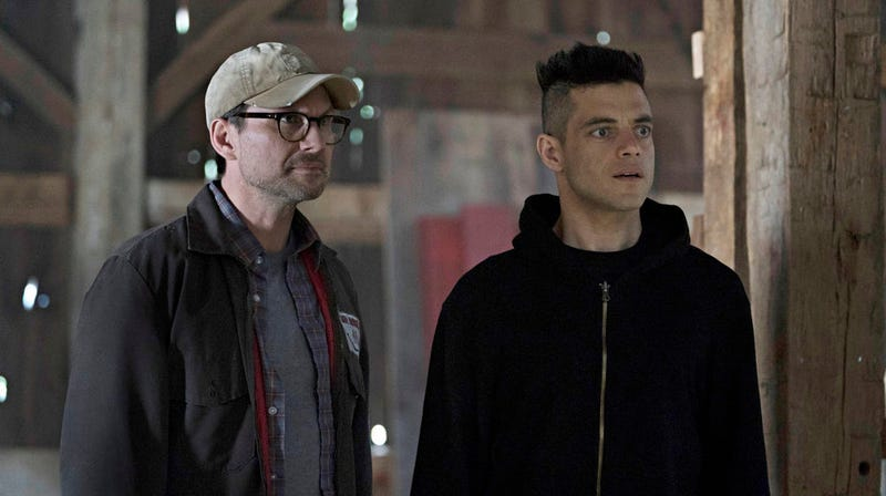 Illustration for article titled Mr. Robot's creator is penning a prequel comic to the series