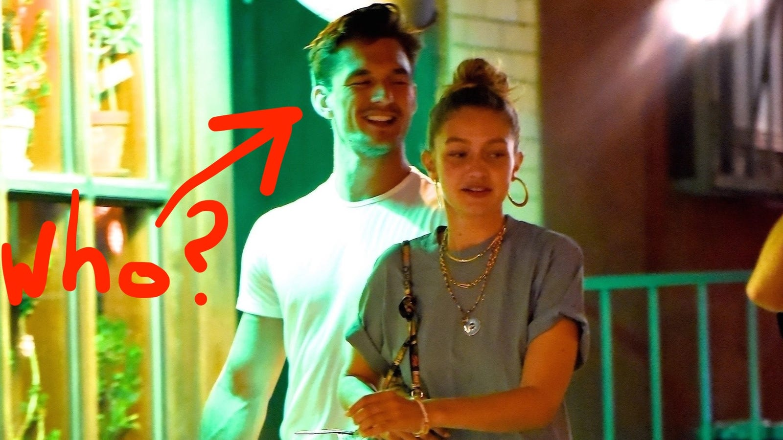 Your Guide to Some Guy Gigi Hadid Is Maybe Dating