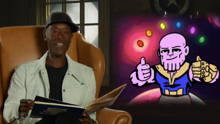 Don Cheadle, Thanos