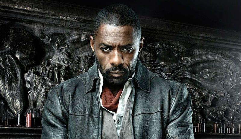 Idris Elba as Roland the Gunslinger in The Dark Tower. Image: EW