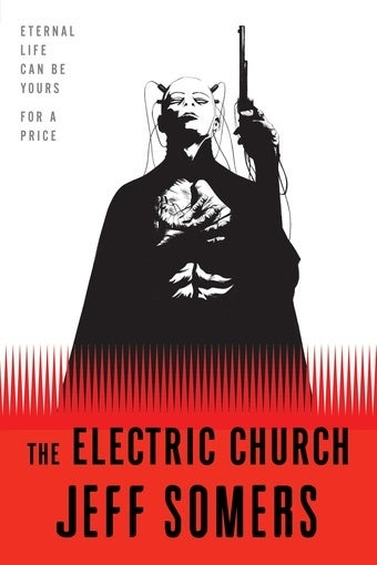 Illustration for article titled Paranoid Cyberpunk Religious Thriller Gets A Movie Deal