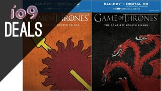 Illustration for article titled Game of Thrones Season 4, $2 Wayward Pines Books, and More Deals