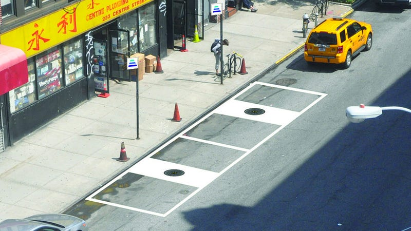 Manhole Covers Haven T Changed In Decades But They May Be About To Gain A Whole New Purpose As Charging Stations For Electric Cars And Trucks