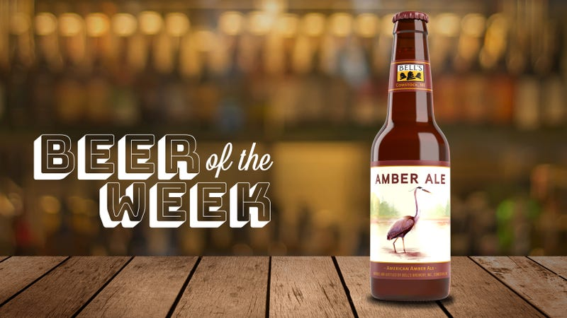 Illustration for article titled Beer Of The Week: Bell's Amber Ale, how I've missed you