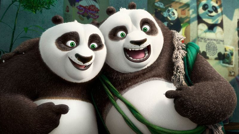 Illustration for article titled Chicago, see a special early screening of Kung Fu Panda 3 for free