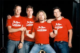 Illustration for article titled Finally, Nickelback Comes To Rock Band